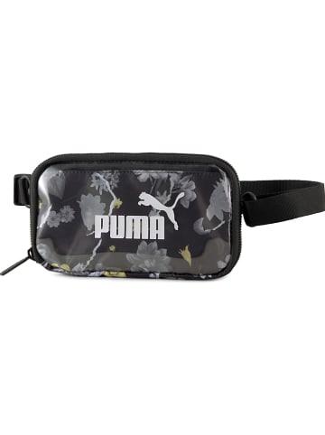 """Puma Saszetka """"Core Seasonal"""" w kolorze czarnym - 19,5 x 11,5 x 2 cm"""