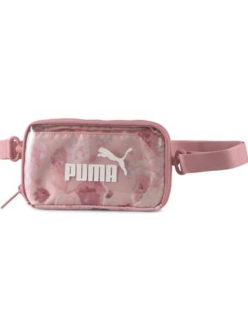 """Puma Saszetka """"Core Seasonal"""" w kolorze jasnoróżowym - 19,5 x 11,5 x 2 cm"""