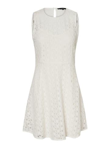 """Vero Moda Sukienka """"ALLIE"""" w kolorze białym"""