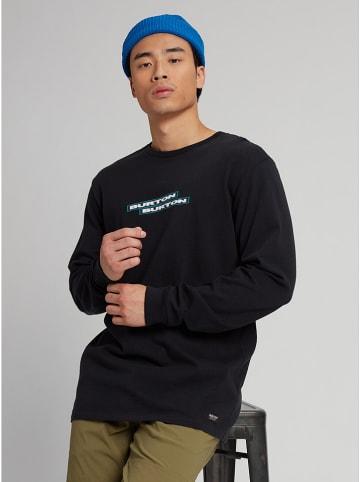 """Burton Koszulka """"Camden"""" w kolorze czarnym"""
