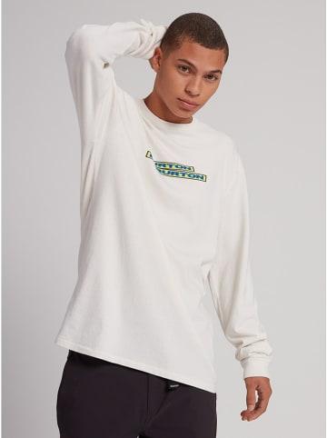 """Burton Koszulka """"Camden"""" w kolorze białym"""