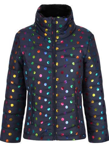 """Regatta Doorgestikte jas """"Wrenley"""" donkerblauw"""