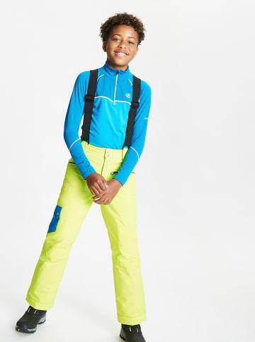 """Dare 2b Spodnie narciarskie """"Timeout II"""" w kolorze zielonym"""