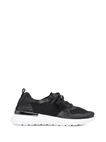 Ilse Jacobsen Sneakersy w kolorze czarnym