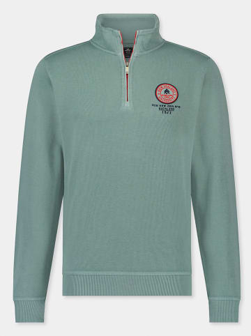 "NEW ZEALAND AUCKLAND Sweatshirt ""Caomu"" lichtgroen"