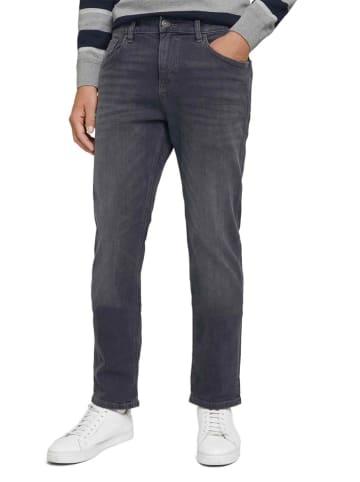Tom Tailor Spijkerbroek - slim fit - antraciet