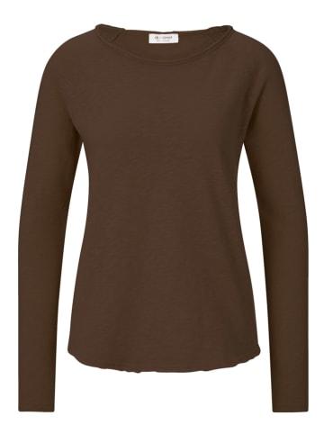 Rich & Royal Koszulka w kolorze brązowym
