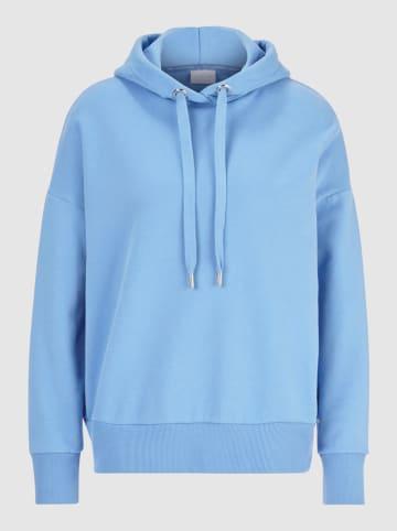 Rich & Royal Bluza w kolorze niebieskim
