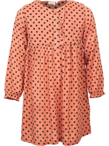 Mini Rebels Sukienka w kolorze różowym