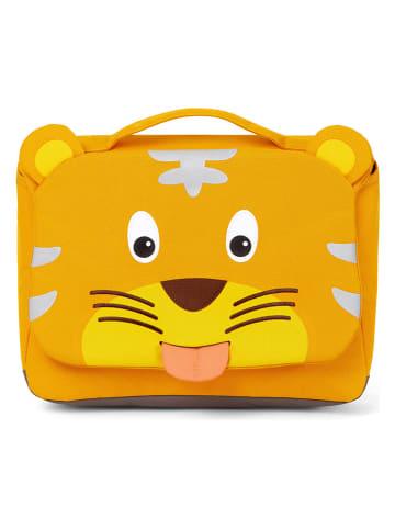 """Affenzahn Vorschultasche """"Tiger"""" in Gelb - (B)31,5 x (H)23,5 x (T)7 cm"""