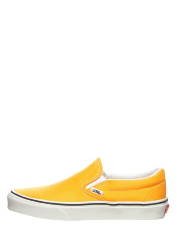 "Vans Instappers ""Classic Slip-On"" oranje"