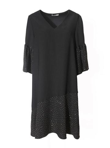 Tova Sukienka w kolorze czarnym