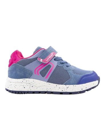 Lamino Sneakers lichtblauw/roze