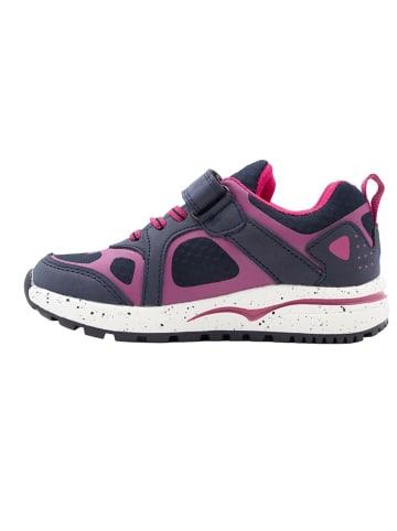 Lamino Sneakers in Dunkelblau/ Pink