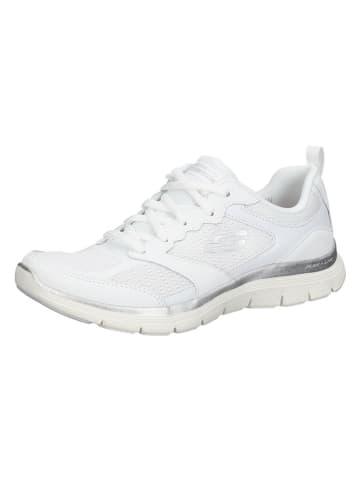 """Skechers Sneakers """"Flex Appeal 4.0"""" wit"""