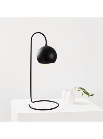 """Opviq Lampa stołowa """"Yilan"""" w kolorze czarnym - wys. 56 cm"""