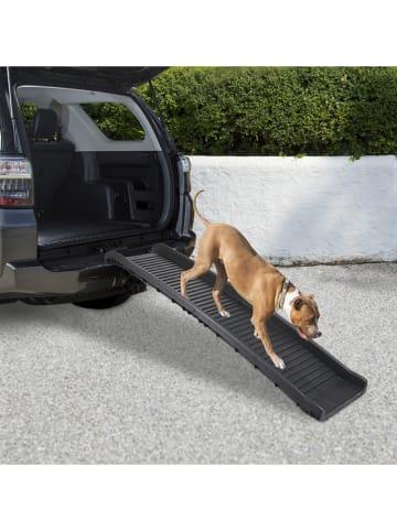 Profiline Honden-opstap zwart