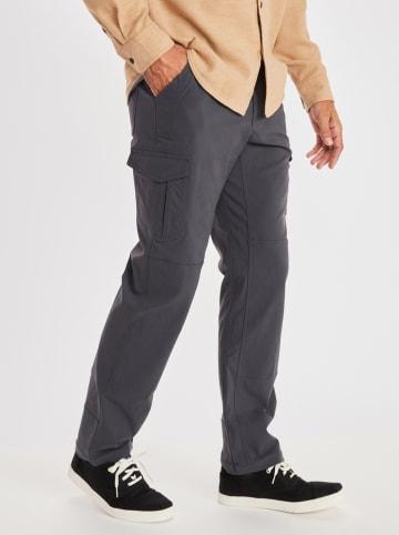 """Marmot Spodnie """"Arendal Cargo"""" w kolorze granatowym"""