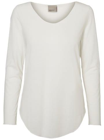 "Vero Moda Koszulka ""Vmlua"" w kolorze białym"