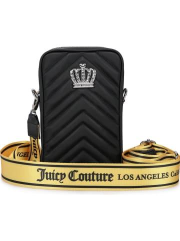 Juicy Couture Schoudertas zwart - (B)13 x (H)20 x (D)5 cm