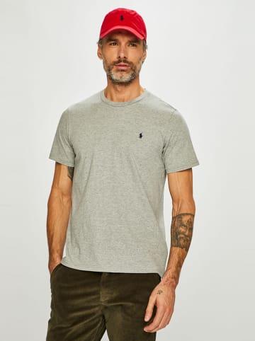 POLO RALPH LAUREN Koszulka w kolorze szarym