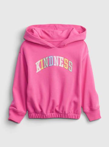 GAP Bluza w kolorze różowym