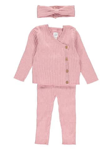 GAP 3tlg. Outfit in Rosa