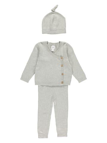 GAP 3tlg. Outfit in Grau