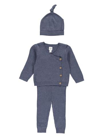 GAP 3tlg. Outfit in Blau