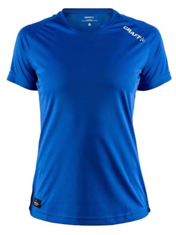"""Craft Koszulka sportowa """"Community Function"""" w kolorze niebieskim"""