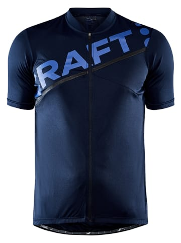 "Craft Fietsshirt ""Core Endur Logo"" donkerblauw"