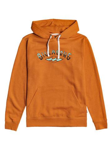 "Billabong Hoody ""Arch"" in Orange"