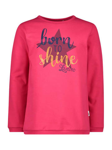 Lamino Sweatshirt roze
