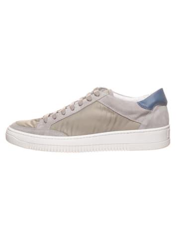 Cinque Sneakers grijs/olijfgroen