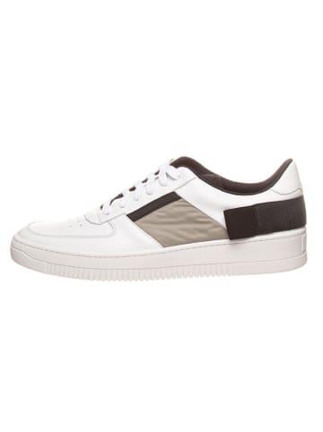 Cinque Sneakers wit/zwart