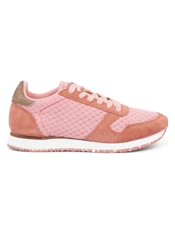 "WODEN Sneakers ""Ydun Suede Mesh II"" in Rosa"