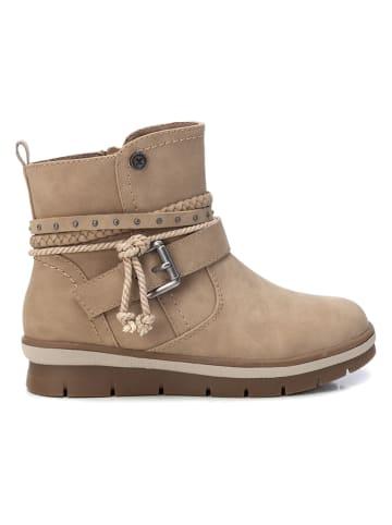 XTI Kids Boots in Beige