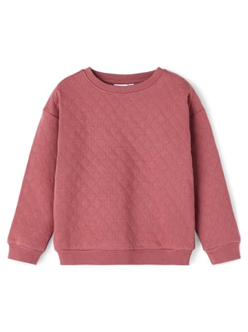 """Name it Bluza """"Lotte"""" w kolorze jasnoróżowym"""