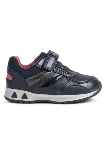 Geox Sneakers donkerblauw