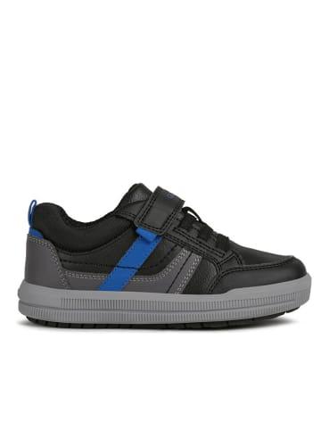 Geox Sneakersy w kolorze czarno-szarym