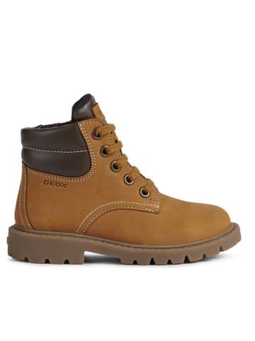 Geox Boots in Hellbraun