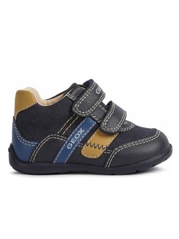 Geox Sneakers donkergrijs