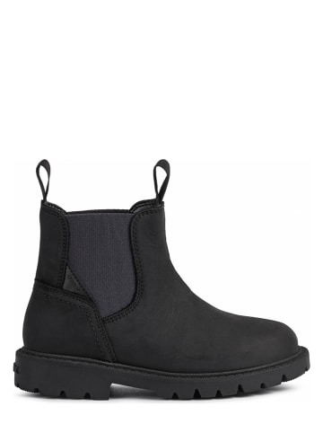 Geox Chelsea-Boots in Schwarz