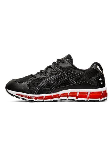 """Asics Buty """"Gel Kayano 5 360"""" w kolorze czarnym do biegania"""