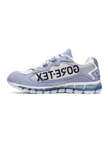 """Asics Buty """"Gel Kayano 5 360 G-TX"""" w kolorze niebieskim do biegania"""