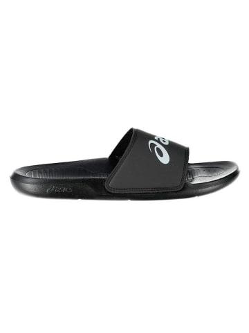 """Asics Slippers """"AS001"""" zwart"""