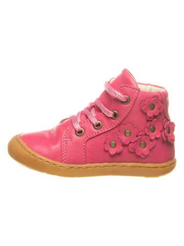 BO-BELL Leren sneakers roze