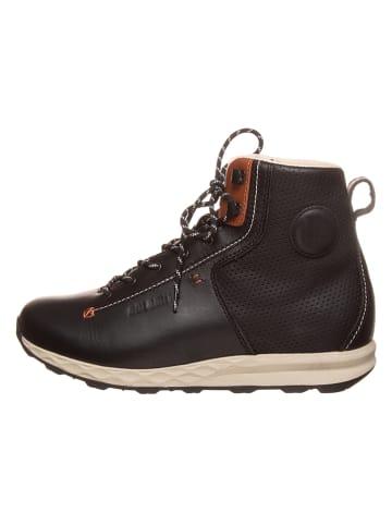 """DOLOMITE Leder-Boots """"54 Move High Lt"""" in Schwarz"""
