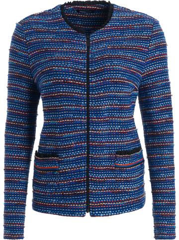 "Frank Walder Vest ""Bozen"" donkerblauw"
