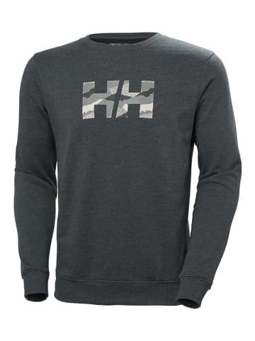 "Helly Hansen Sweatshirt ""F2F"" donkergrijs"